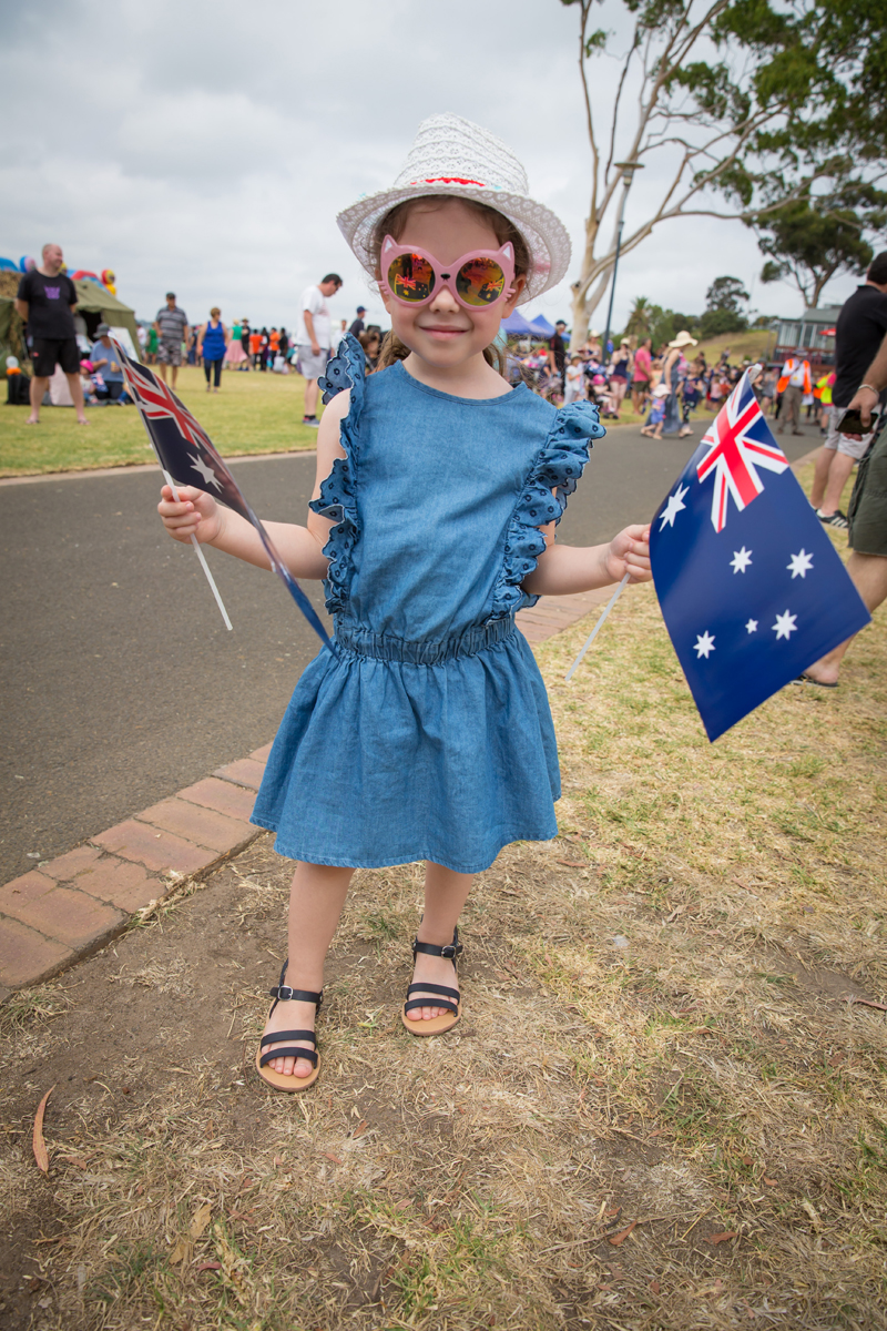 Australia Day Geelong
